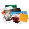 Genaaid gebrocheerde brochures in uiteenlopende formaten, staand - liggend of vierkant formaat