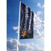 Vlag voor vlaggenmast zonder banierhouder