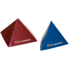 Piramide. De bijzondere display. Verkrijgbaar als 3- of 4-zijdige piramide in twee verschillende maten