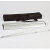 """Toebehoren: aluminiumcassette, 3-delige """"tentstok"""", tas (afb. soortgelijk)"""