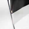 X-banner uitvoering Standaard, verkrijgbaar in uiteenlopende maten van 60 x 160cm tot 80 x 200cm.